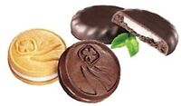 Girl Guide cookies! Mint AND Classic varieties