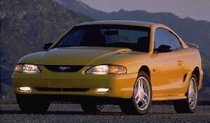 1995 Ford Mustang Convertible or hardtop