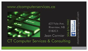 CT Computer Services and Consulting