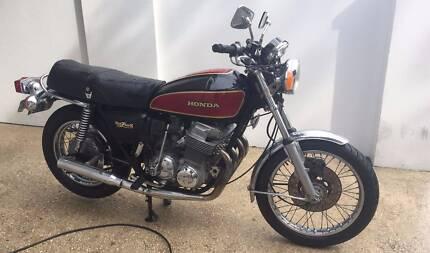 1977 CB750 K7