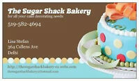 The Sugar Shack Bakery