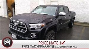 2016 Toyota Tacoma 4x4 Double Cab V6 Limited 6A DEALER DEMO!