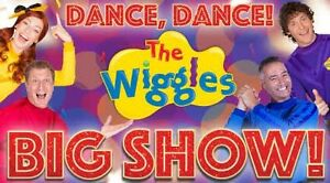 Wiggles concert Perth Arena, 3 tickets Canning Vale Canning Area Preview