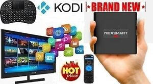 NO SATELLITE DISH★NO MONTHLY FEES ★ITS FREE★ WITH ANDROID TV BOX