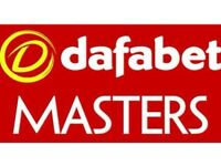 Sold - Dafabet Masters Snooker Final Tickets