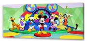 Mickey Mouse Canvas