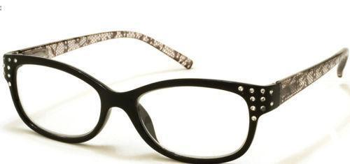 Rhinestone Reading Glasses Ebay