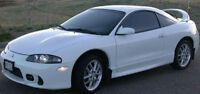 1997 Mitsubishi Eclipse RS Coupe (2 door)