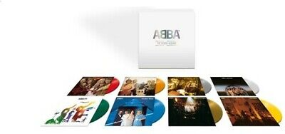 PRE-ORDER ABBA - ABBA - The Vinyl Collection (Colored Vinyl) [New Viny