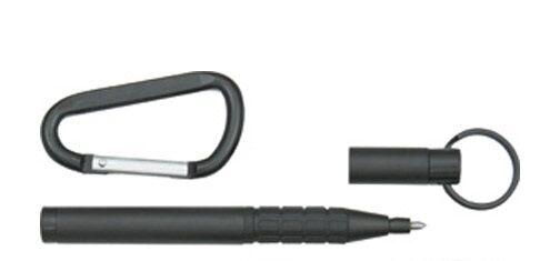 FISHER SPACE - Trekker Ballpoint Pen - MATTE BLACK
