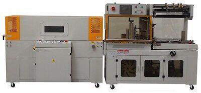 Entrepack Automatic Sw-1713 L-bar Shrink Wrap Machine