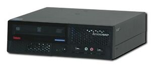 Lenovo ThinkCentre M58 USFF - 7637-AD4 -2x3,2Ghz/DVD+RW/4GB/250GB Mini PC WIN7
