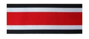 GERMAN-KNIGHTS-CROSS-RIBBON-1-FOOT-WW2-REPRO