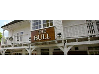 Front of House Team Member - Up to £7.20 per hour - Bull, Broxbourne