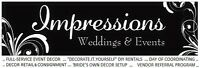 Impressions Weddings & Events