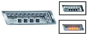 Par-Conjunto-intermitentes-lateral-TUNING-BMW-Serie-3-E36-90-96-LED-cromo-faros
