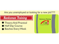 TRAFFIC MARSHALL COURSE / BANKSMAN TRAINING - COURSE ON OFFER , Quick Results