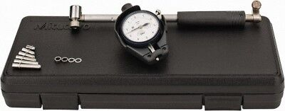 Mitutoyo 6 Anvil 1.4 To 2-12 Dial Bore Gage 0.0001 Graduation 5.9 Gage ...