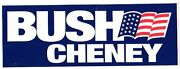 Bush Cheney Sticker