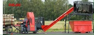 Palax 100s Firewood Processor Only One of this Model in Australia Midland Swan Area Preview