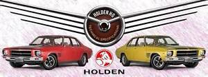 HOLDEN HQ Cars & Parts Monaro GTS Coupe Kingswood HK HG HJ Kidman Park Charles Sturt Area Preview