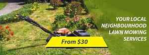 Lawn mowing service Fairfield Heights Fairfield Area Preview
