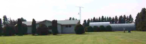 Beautiful home with 5 acres.  Move in ready.