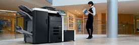 Professional Printer for lease - Konica Minolta Bizhub C652