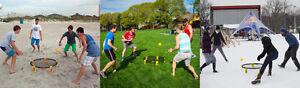 Spikeball, un sport à découvrir