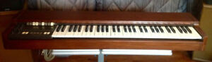 ORGUE KORG CX-3 VINTAGE (Original Hammond Sound Drawbars Organ)
