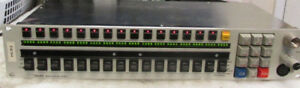 RTS Systems KP96-7 Telex Matrix Intercom Control Panel no mic *