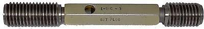 1-8 Nc-3a Thread Ring Gage Set Plug Go Nogo 1.000 8 Tpi  Scc