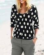 Next Polka Dot Top