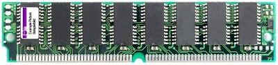 - 2x 16MB PS/2 EDO SIMM PC RAM Memory Single Sided 72-Pin 60ns non-Parity 32MB Kit