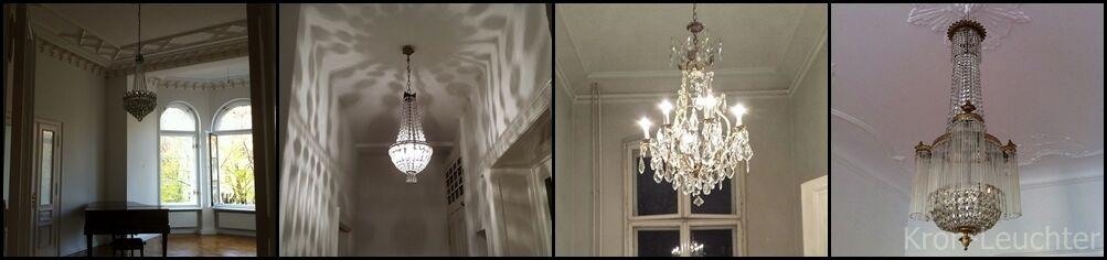 Lampen aus 100 Jahren