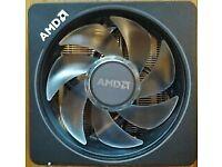 AMD Ryzen RGB Wraith Prism AM4 cooler new, unused