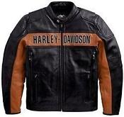 Mens Harley Davidson Leather Jacket