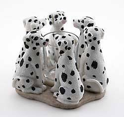Circle of Dalmations, Dalmation circle candleholder, Dallies Oakville / Halton Region Toronto (GTA) image 6