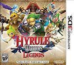 Hyrule Warriors Legends (nintendo 3ds, 2016)