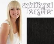 Human Hair Extensions Strip