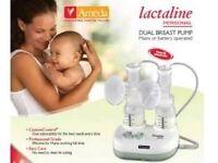 Lactaline personal dual breastpump