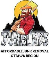 JUNK-LADS, Full service junk removal 613-410-1701