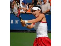 Female Tennis Partner Required *any standard