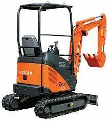 HIRE OUR  1.7T HITACHI  EXCAVATOR  FOR $220 PER/DAY Clayton Monash Area Preview