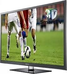 Samsung 51 inch 130CM Smart tv WiFi 3D Freeview Freesat HD Full HD 1080 Spares or repair can deliver