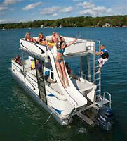 "Pontoon Boat ""WANTED"""