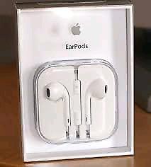 OEM iPhone / iPod EarPods Earphones 5 6 6+ 6S 6S+ (3.5 jack)