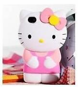 3D Hello Kitty iPhone 4 Case