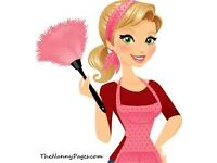 Childminder/cleaner available.
