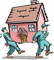 2 MOVERS AND A CUBE VAN NEED A SMALL JOB DONE LOOK NO FURTHER